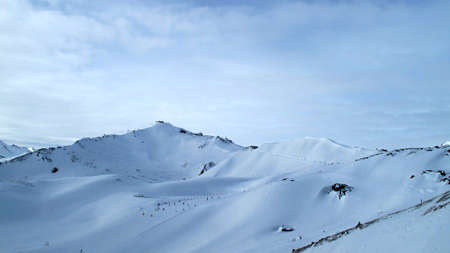 Switzerland in winter photo