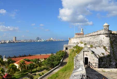 Fort del Castillio Morro- Havana Castillio  Cuba