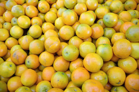 sweet pulp: Tropical fruits  on the marketplace Stock Photo