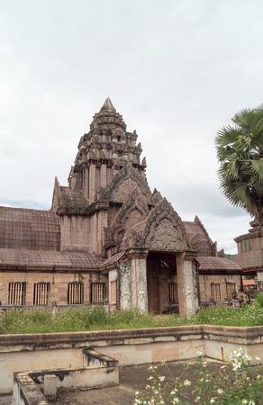 Old Temple near Thaweesin Hot Spring, Chiang Rai Province, Thailand