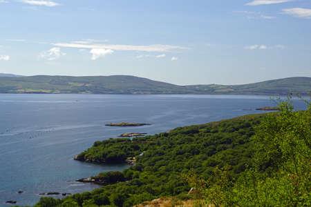 green island Ireland- enchanting landscapes 版權商用圖片