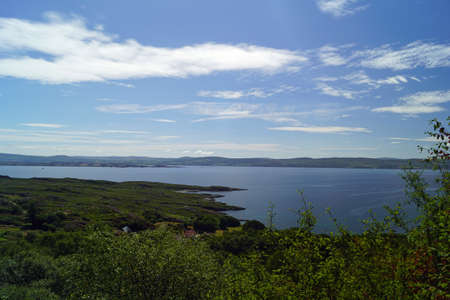 green island Ireland enchanting landscapes