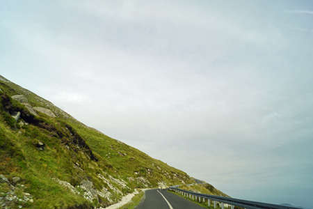 Ireland is full of beautiful landscapes where ever you look. The beauty of nature is hard to put into words.