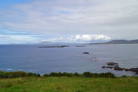We are situated on the beautiful Renvyle Peninsula in Connemara, well worth a visit for it's stunning scenery, charming villages and long sandy beaches. 版權商用圖片