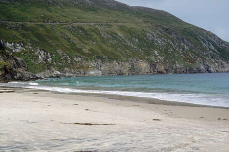 Keem Beach is located in Keem Bay, a beautiful, secluded bay at the westernmost tip of the island.