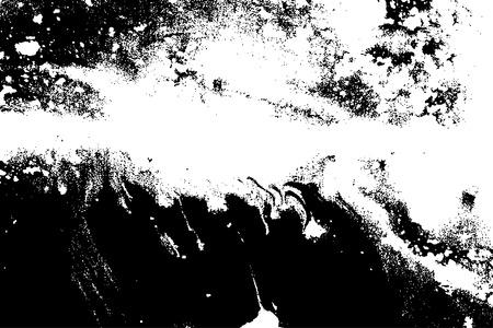 黒と白の大理石のテクスチャ。グランジ ベクトル イラスト。インク大理石の背景。しゅうちょう紙を抽象化します。液体のパターン。  イラスト・ベクター素材