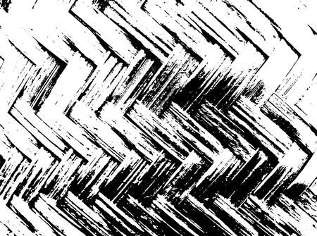 Black and white braided basket texture. Wicker background Vector illustration. 向量圖像
