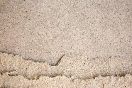 Sperrholzstruktur herstellen. Kraft-Hintergrund hautnah.