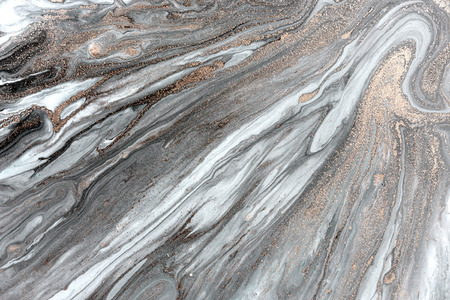 Pale marbling pattern. Simple marble liquid texture.
