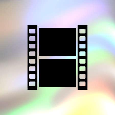 video vector icon Vector