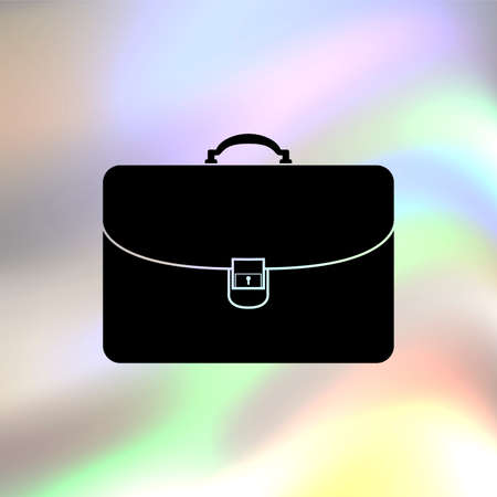 waft: briefcase vector icon
