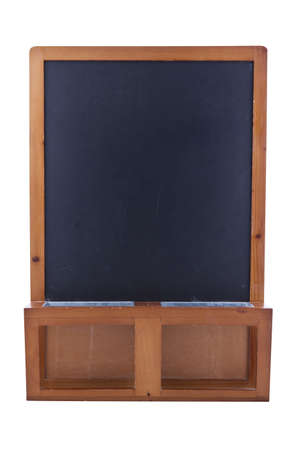 a upstanding chalkboard photo