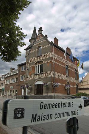 separatist: city hall Wezenbeek-Oppem