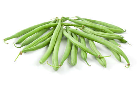 french bean: A pile of french beans