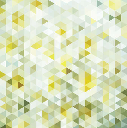 constructive: background with bright mosaic triangles