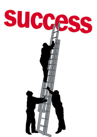 step well: success