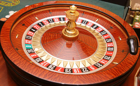 gambling counter: Casino, roulette