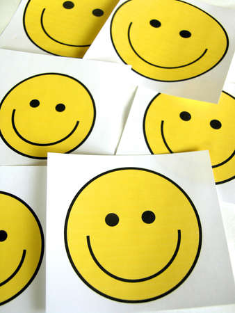 Dont worry!Be happy!       Stock Photo