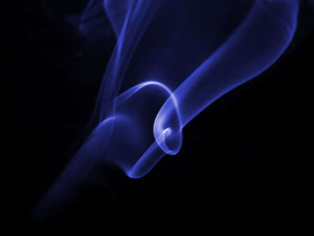 Blue smoke-great for background
