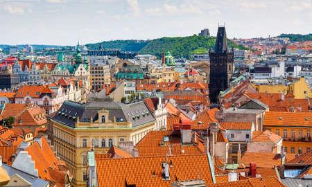 Prague. Powder tower. photo