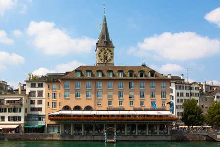 dearness: Zurich.Switzerland. Editorial