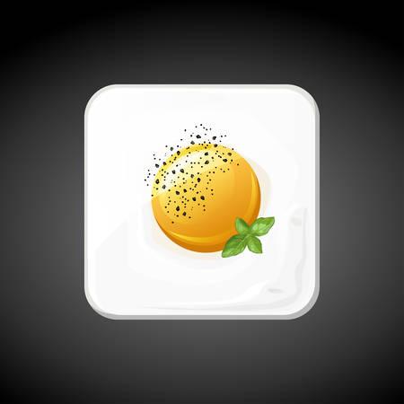 intake: square food egg icons