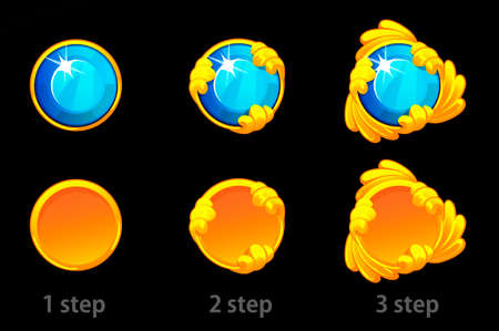 Step by step improvements to the gold template and gem.