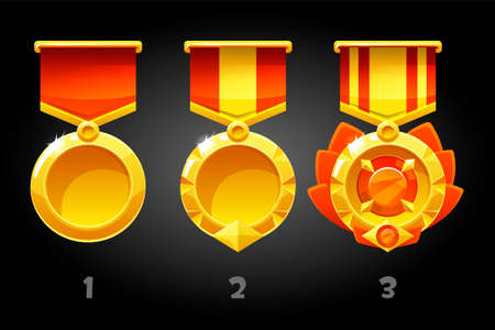 Ranked red medals for improving the game.