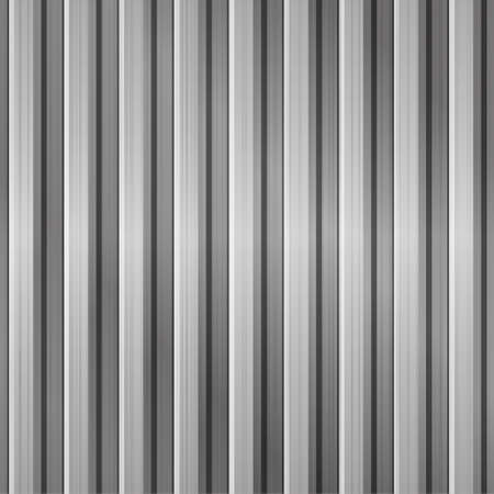 Seamless metal texture cage for graphic design. Vector illustration of jail bars background.