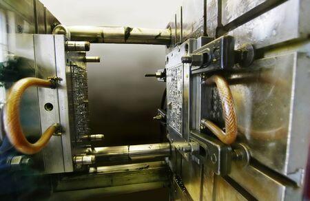 kunststoff: Spritzgussmaschine