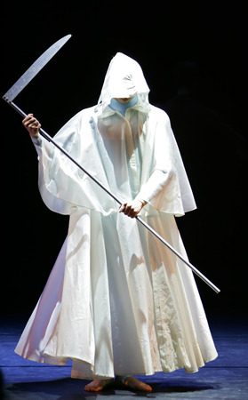 scythe: Death with a scythe