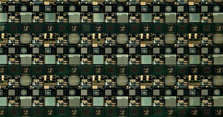 silicon: Silicon wafer