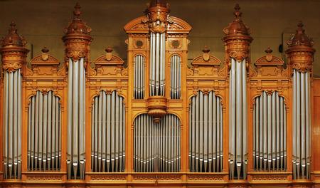 choral: Organ