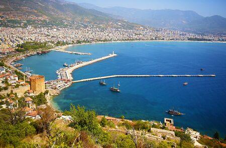 Alanya: Alanya Turkey Stock Photo