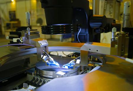 制御チップのための機器