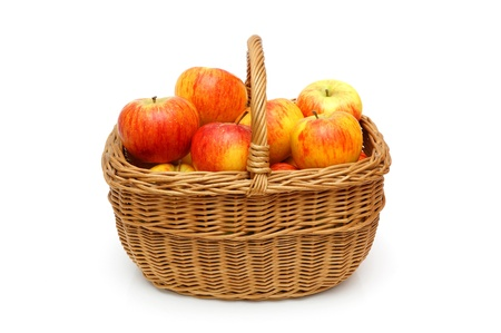 topaz: topaz apples in basket