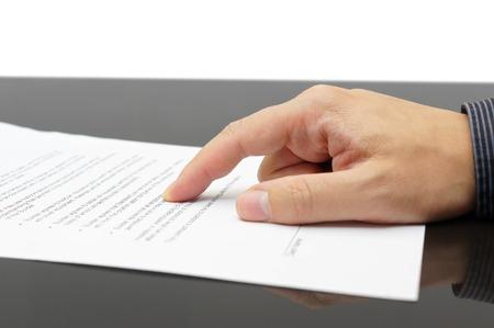 verdrag: zakenman artikel van het Verdrag