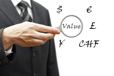fluctuations: Concept of value currencies