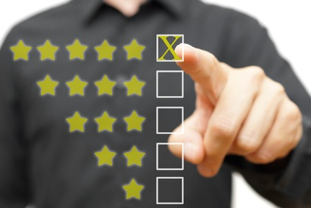 job satisfaction: Five star rating