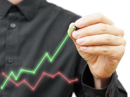 Vernieuwingswerken in business model concept,