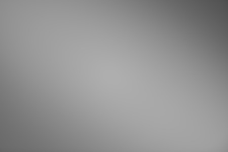 Grey gradient blurred abstract studio background Stock Photo