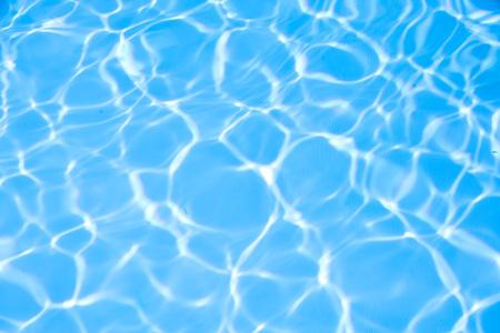 Ripple water in swimming pool sun reflection Stok Fotoğraf