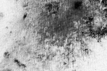 Black ink on the paper abstract watercolour texture background