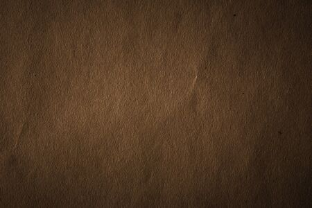 Brown paper texture or background Stockfoto