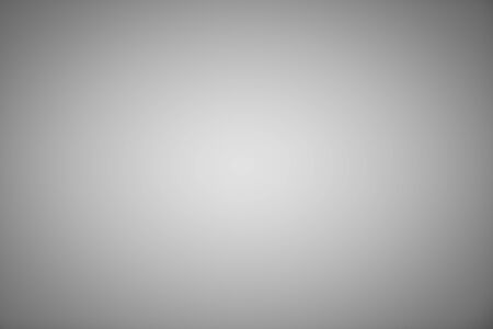 Grey gradient blurred abstract studio background Stockfoto