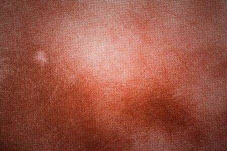 Brown canvas texture grunge background