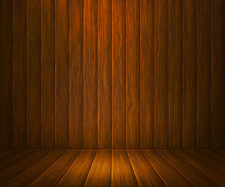 Oke Wooden Room Background photo