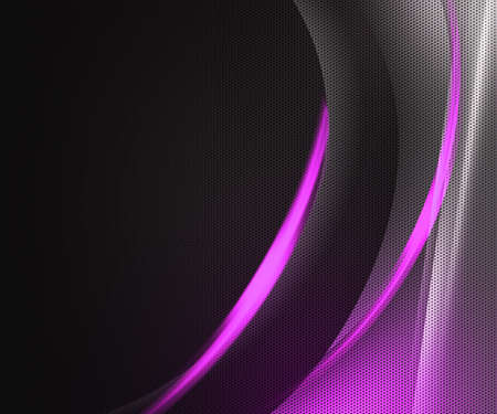 Violet Dark Tech Abstract Background photo