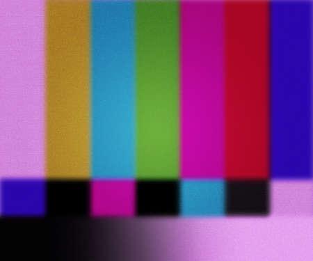 TV Test Screen Background photo