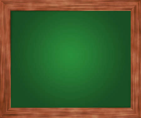 Green Blackboard Background photo